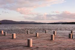 Hudson River, Long Dock