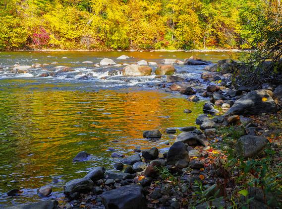 Fall on the Housatonic