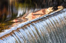 Autumn Water Falls