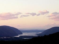 Hudson River from Garrison
