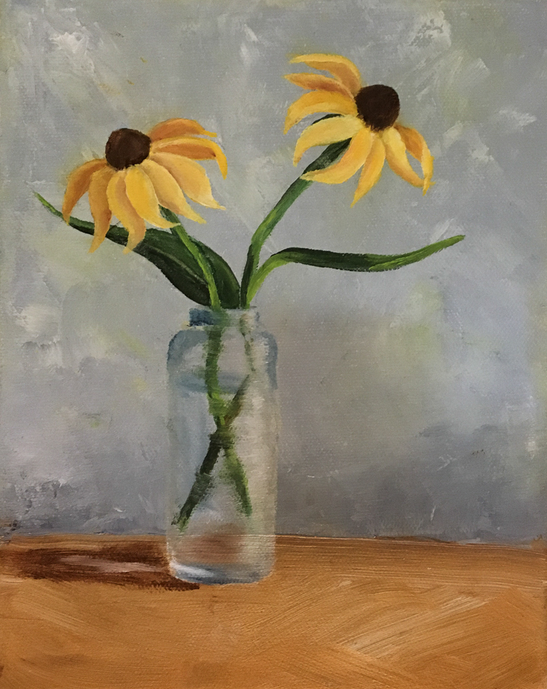 Janet Greco - These are For You - SOLD