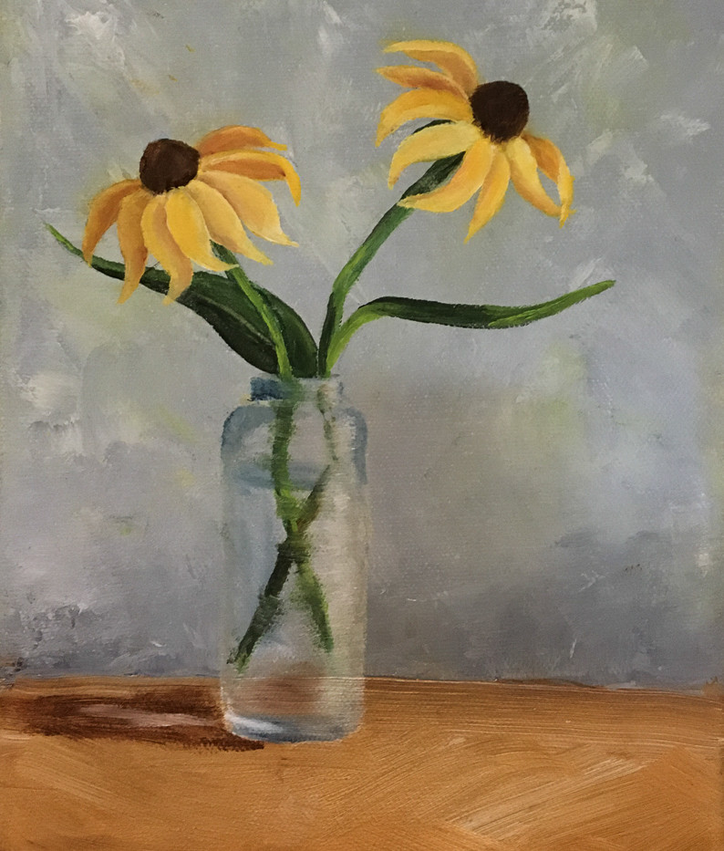 Third Place:  Janet Greco - These are For You