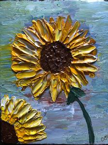 """Christy Bonaiuto   """"Sunflowers"""""""