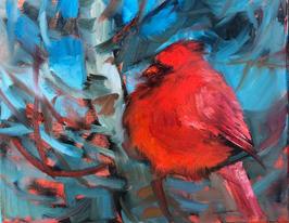 "Tatiana Rhinevault    ""Cardinal"""