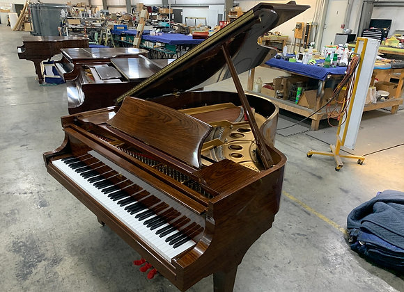 Steinway Model O Grand East Indian Rosewood