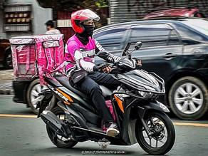 Rider na, Vendor pa! Kilalanin ang inspiring Ka-Panda na ito!