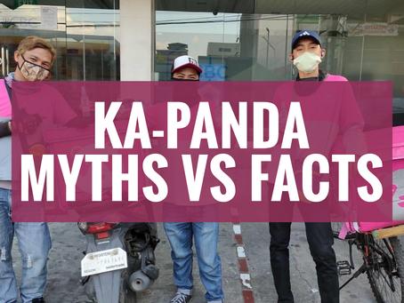 Mythbusters every Ka-Panda must know