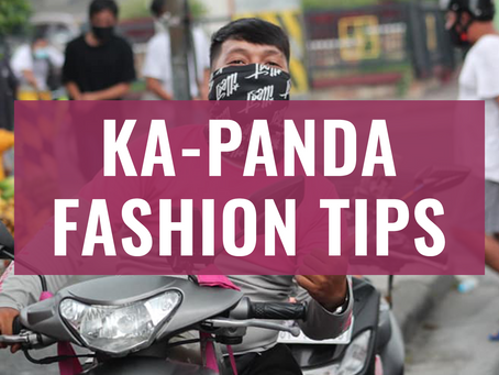 How to spice up your Ka-Panda OOTDs.