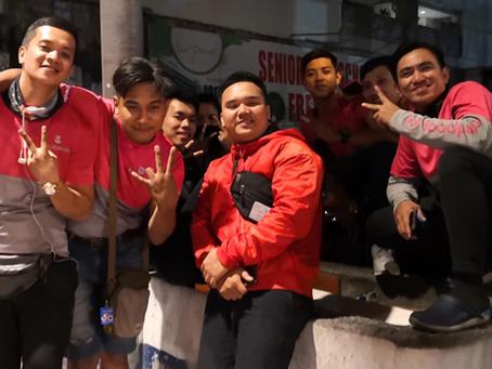 Riding in Tandem Hinuli ng Ka-Pandas