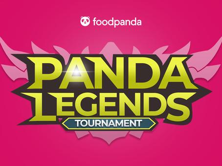 Foodpanda's Panda Legends Announced!
