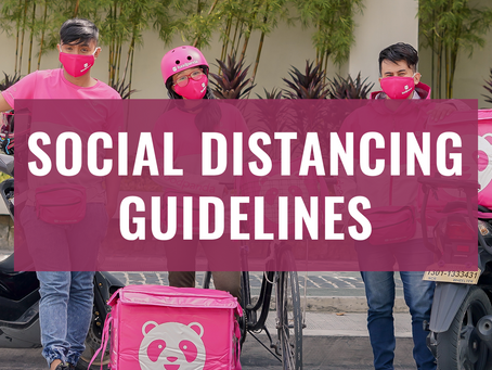 Everything Ka-Pandas need to understand about Social Distancing.