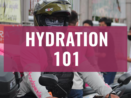 Everything you need to know about staying hydrated.