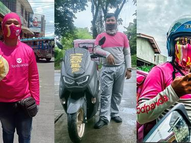 It's More Fun to be a Ka-Panda: Kilalanin ang mga successful riders na ito