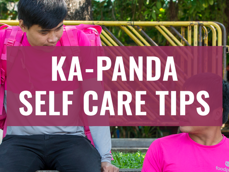 This is how Ka-Pandas take care of their Mental Health.
