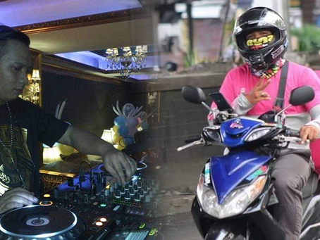 #KwentongKaPanda: From Disc Jockey to Delivery!