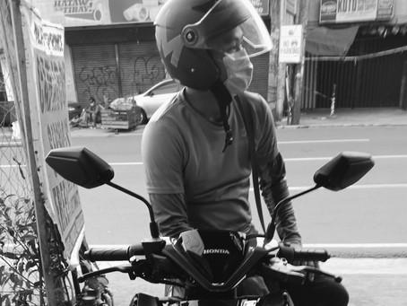 #KwentongKaPanda: Ang taong nagpalingon ng isang rider!