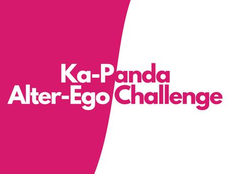 Ka-Pandas Alter-Ego Challenge