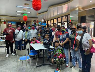 Maki-bond with the Metro Manila Ka-Pandas