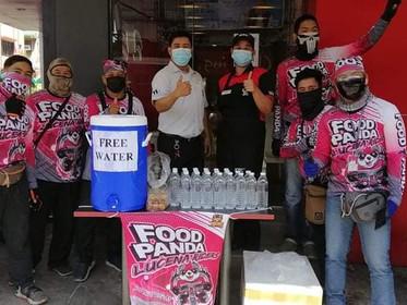 Alamin how the Ka-Pandas and partner vendors beat the heat
