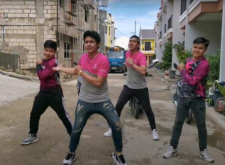 Swabeng dance moves from our Ka-Panda sa Cebu