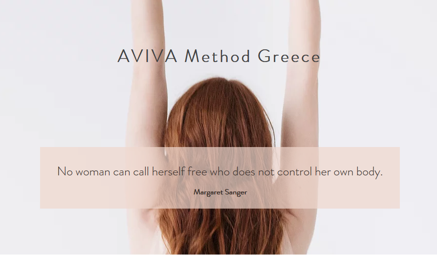 Hormone balance - AVIVA Method Greece Ikaria