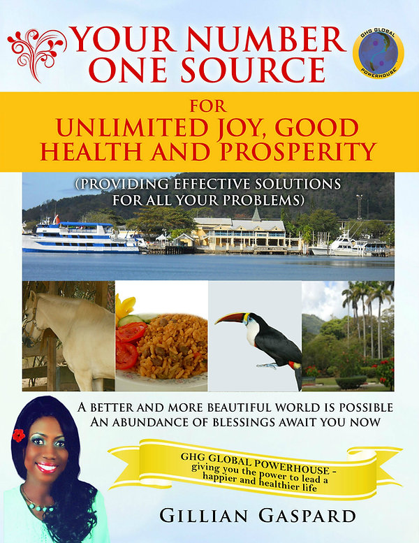 A special book to help many people live a better life. Provides effective solutions for many problems in the world today.