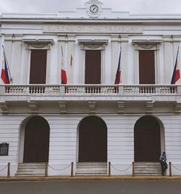 Ayuntamiento de Manila, Intramuros.