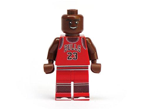 Michael Jordan Minifigure - Away Jersey