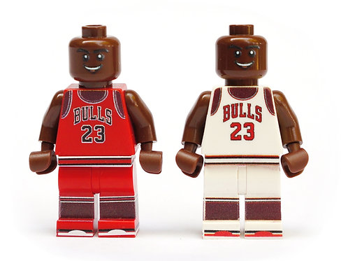 Michael Jordan Minifigure - Double Pack
