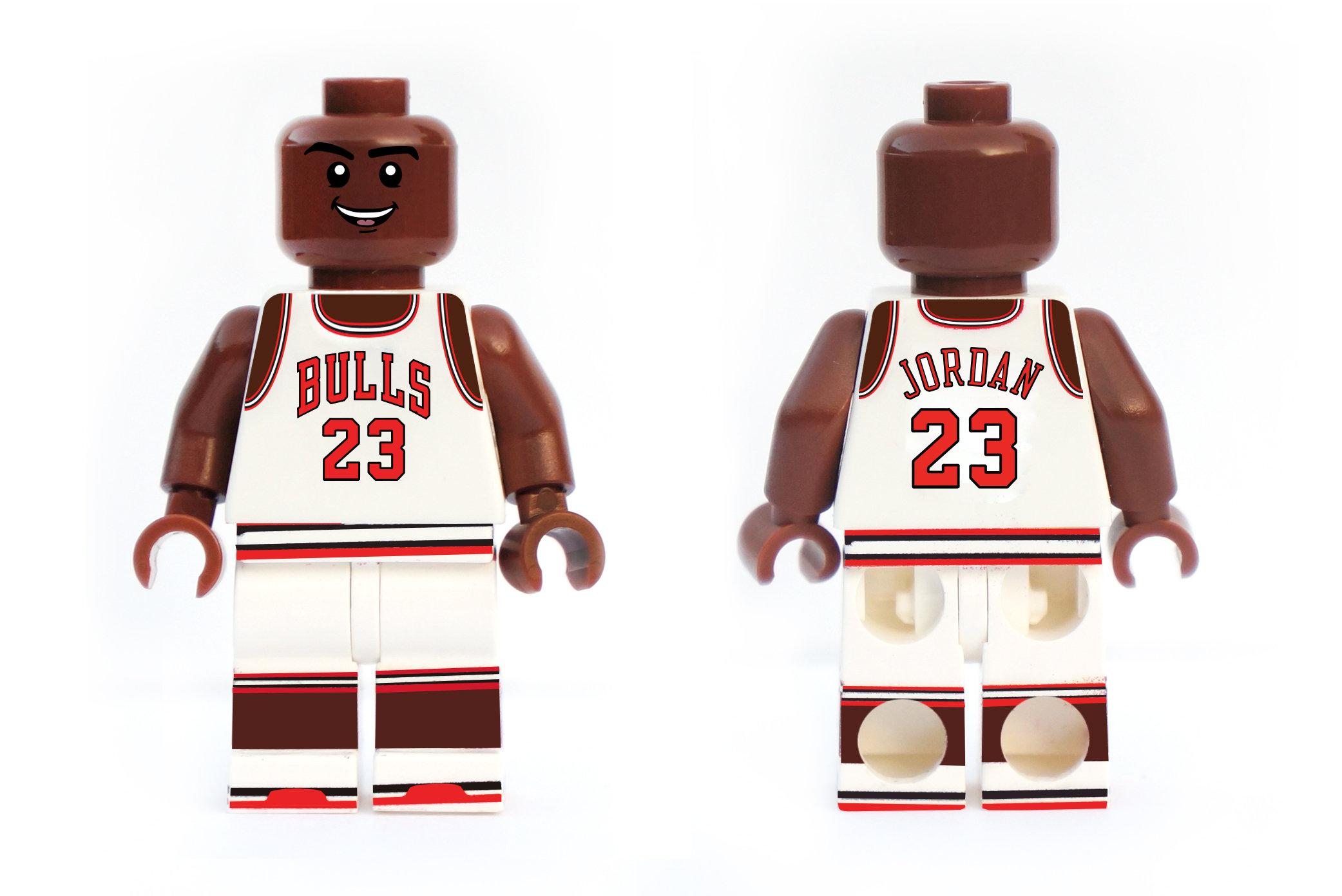 7d20d88a8ed4d LEGO Air Jordan 1