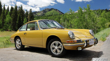 Driving 50 Years of Porsche 911