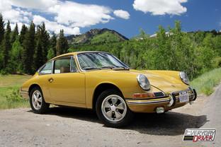 Driving 50 Years of Porsche 911