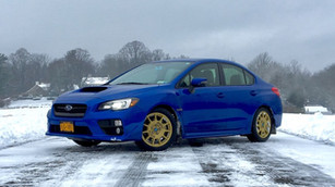 Subaru WRX: A Greatest Hit that's missing Fun?