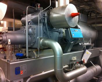 SABROE skruvkompressor ammoniak (NH3)