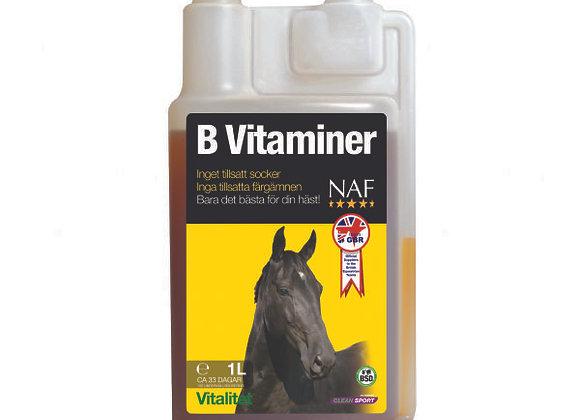 B-vitamin till häst - flytande 1 liter