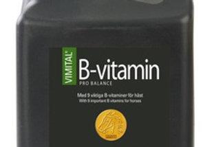 B-vitamin till häst - flytande
