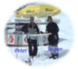 Peter & Jesper i backen