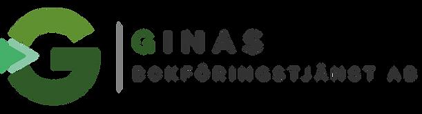 Logga Ginas Bokföringstjänst AB