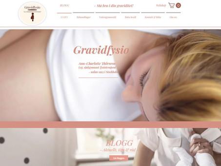 Ny hemsida för dig!