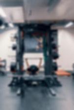 En interiörbild från ett a vår gym. Foto: Klemets & Zackrisson