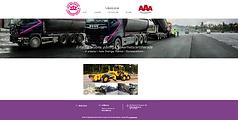 Startsidan på www.xiz.se