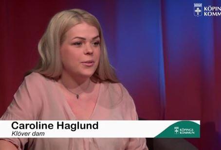 Gästade lokal-tv i Köping