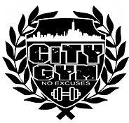 Logga City Gym Västra Mälardalen