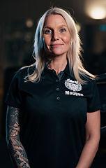 Margrete Lundgren. Foto: Klemets & Zackrisson