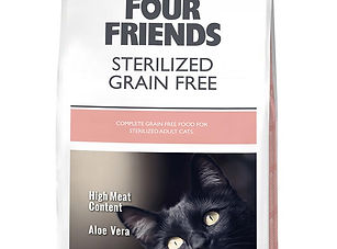 Kattfoder från FourFriends