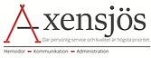 Logga Axensjös KBH www.axensjos.se