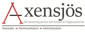 Logga Axensjös KBH, www.axensjos.se