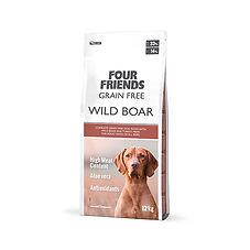 FourFriends Grain Free Wild Boar