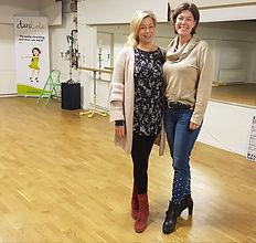 Marika Axensjö & Lola Svensson