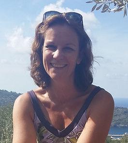 Porträtt på Ann-Charlotte Thörnroos